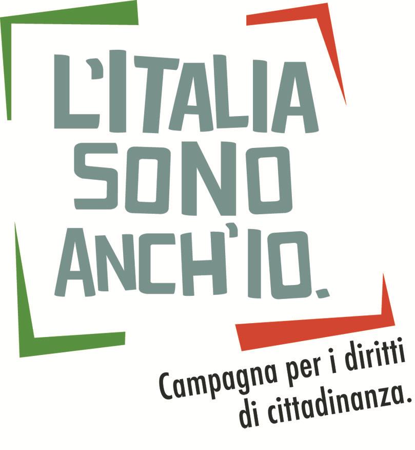 logo l'italia sono anchio